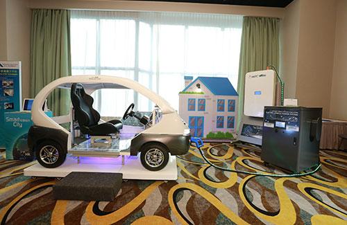 開發先進科技 構建合作平台 APAS助企業抓緊智能綠色交通商機