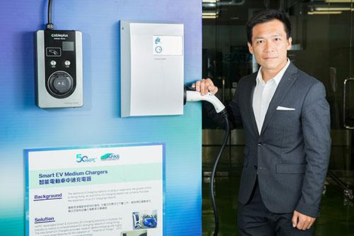 總經理潘志健博士表示,生產力局及屬下的「汽車科技研發中心」將開發更多先進技術,協助企業抓緊商機。