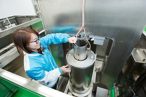 食品高壓處理系統有助節省能源。