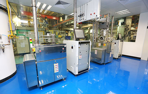 To help Hong Kong industries use this advanced manufacturing technology, HKPC bought from a Finnish technology company two Atomic Layer Deposition Systems.