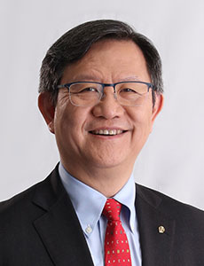 Chairman, Mr Willy LIN Sun Mo, GBS, SBS, JP