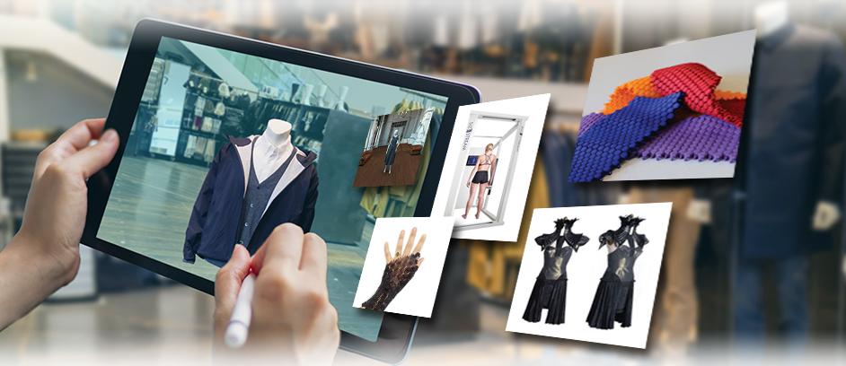 3D 技術應用:時裝及服飾業