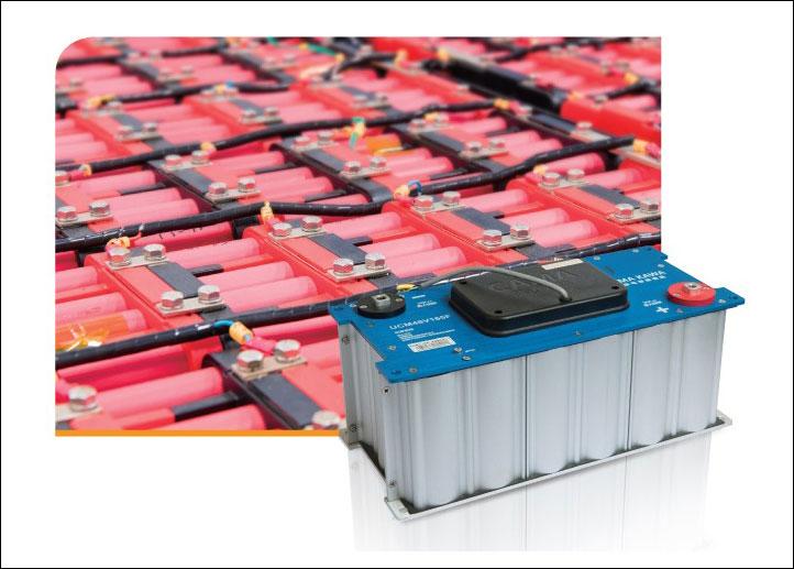 超級電容混合能量儲存系統