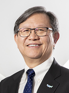 Chairman, Mr Willy LIN Sun Mo, GBS, JP