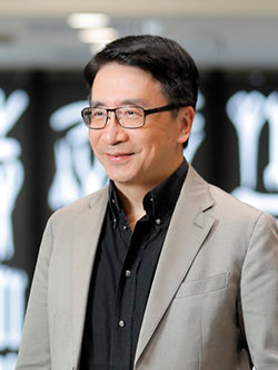 Dr Lawrence Cheung Chi-chong, Chief Innovation Officer