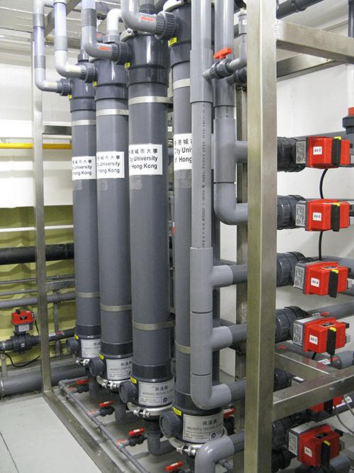 中水循環再用系統