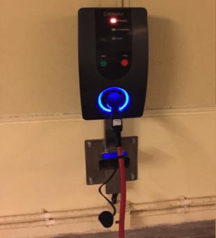 2013 Charging Pro充電站