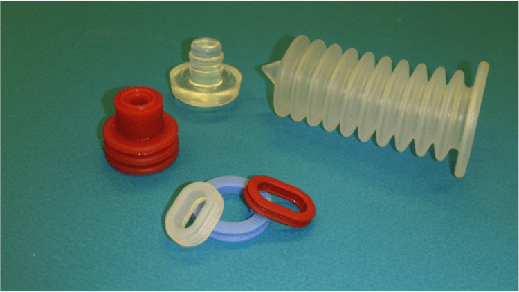Advanced plastic processing technology – LSR injection moulding