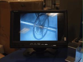 加载测试-摆碟石和摆碟装配