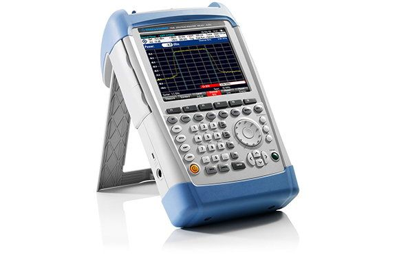 Handheld Spectrum Analyzer for on-site measurement