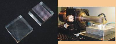 微型V槽加工
