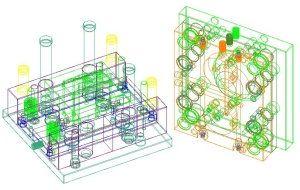 塑胶产品及模具设计