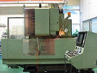 CNC Lathe and Machining Centre
