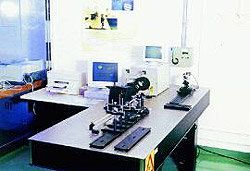 Sub-micron Precision Measuring Equipment (Laser Interferometer & Talysurf)
