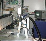 激光沉積焊接系統