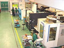 Precision Tooling Technology Centre