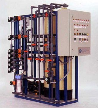 应用于除重金属之自行研发离子交换系统