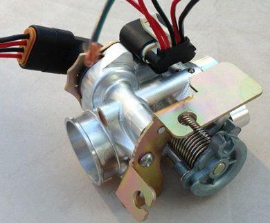 摩托車的電子燃油噴射系統