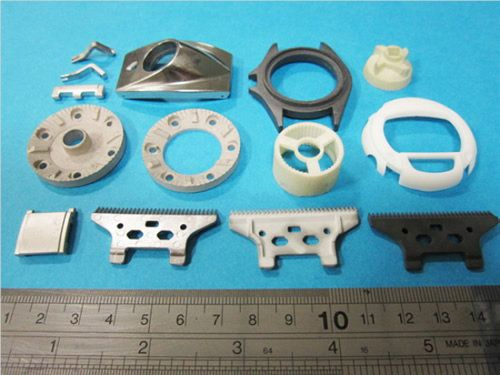 Metallic and Ceramic Powder Injection Moulding (PIM) Technology