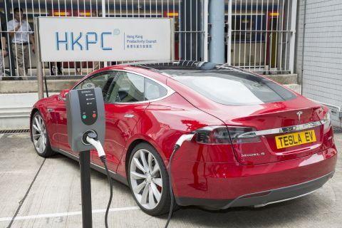支持香港電動車充電網絡全面擴展的低成本充電設備開發