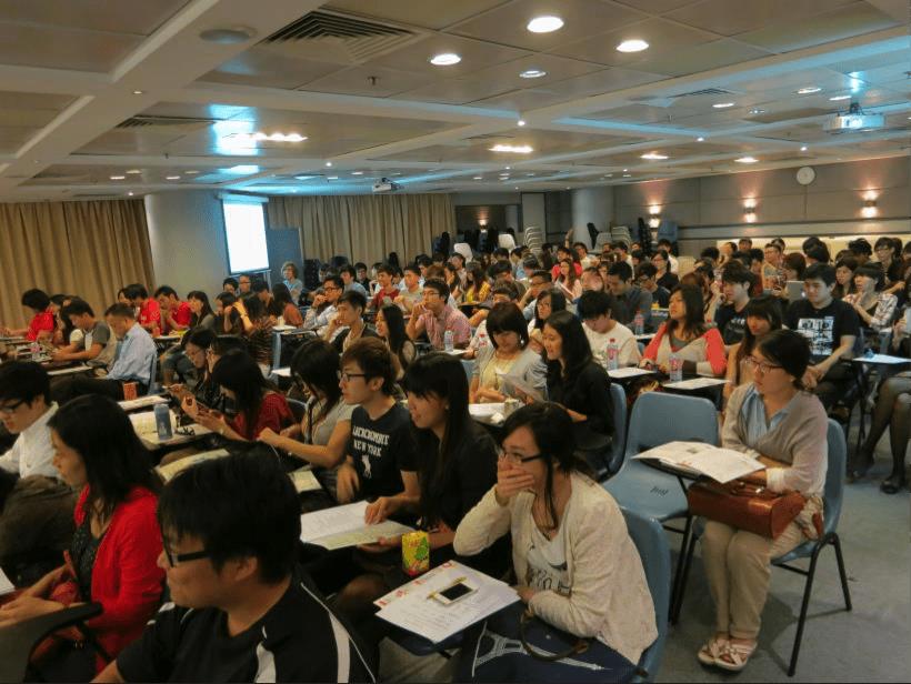 第一届香港数码广告业新毕业生支援计划