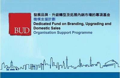 Dedicated Fund on Branding, Upgrading and Domestic Sales (BUD Fund)–Organization Support Programme