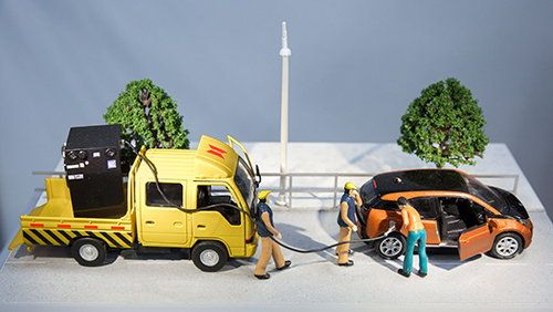 「智能流動電動車充電系統」可為電動車提供緊急充電服務,及為不能安裝固定充電站的場所提供充電支援。