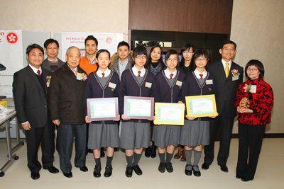 香港中学生环保照明设计扬威 秘鲁国际科学赛
