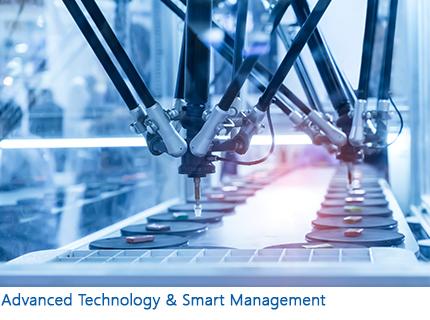 Advanced Technology & Smart Management
