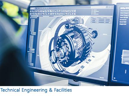 Technical Engineering & Facilities