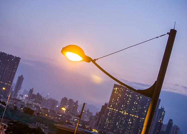 街燈智能管理系統