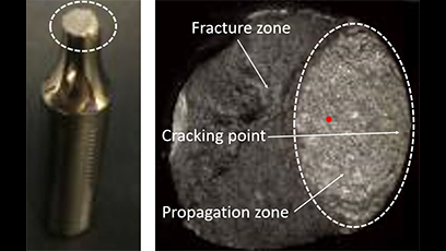 Metal Fracture Analysis Service