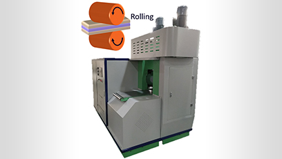 Accumulative Roll Bonding of Dissimilar Metal Materials Sheets
