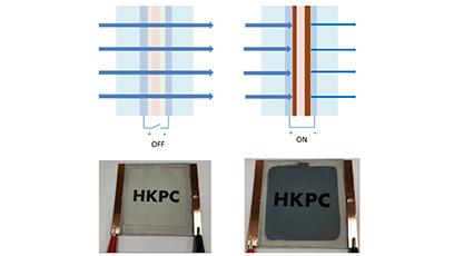 Electrochromic Coating