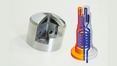 Diffusion Bonding applying in Conformal Cooling technology