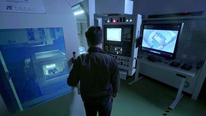 雙激光金屬打磨技術