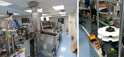 The Smart Product Packaging Machine developed by HKPC can enhance the productivity and improve the product packaging quality.
