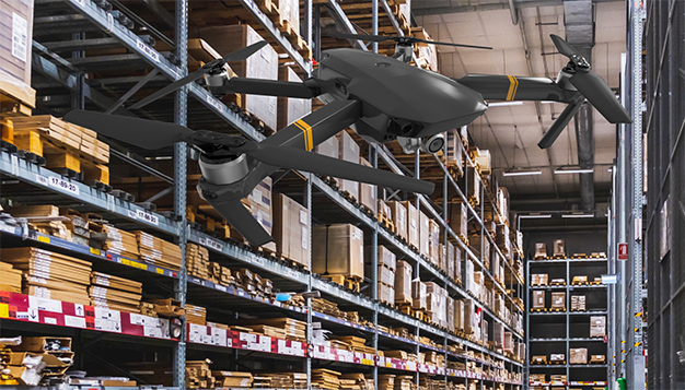 Unmanned Warehouse