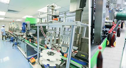 由生产力局开发的智能包装设备,可增加生产效率,并提高产品包装质素